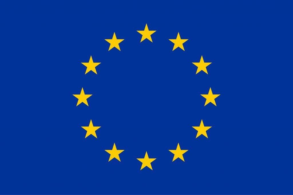 Europäische Flagge - EULLE Programm