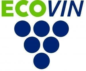 Logo des ökologischen Weinbauverbandes Ecovin.