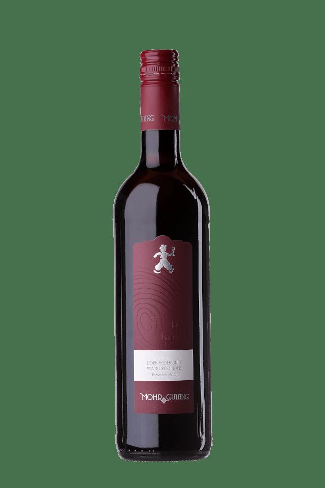 Dornfelder & Spätburgunder Rotwein QbA